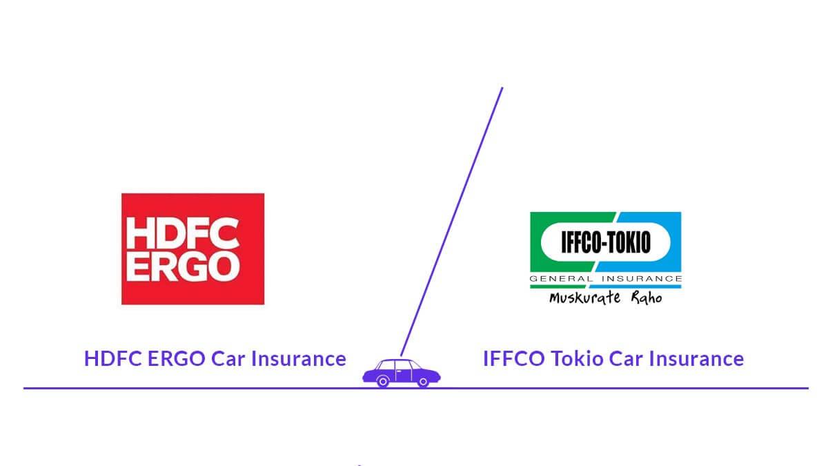 Compare the Benefits of HDFC ERGO vs IFFCO Tokio