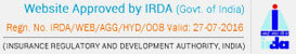 Approved IRDA